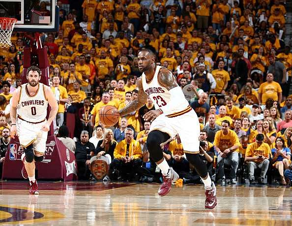 2016 East Finals: Cavaliers embarrass Raptors in 38 point blowout Game 5 win