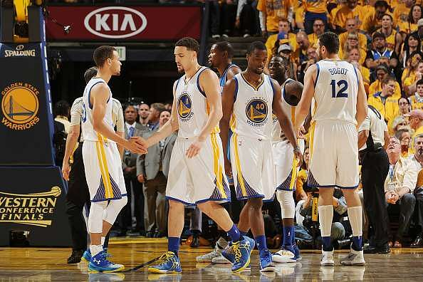 2016 NBA West Finals: Stephen Curry leads Warriors fightback at home, forces Game 6
