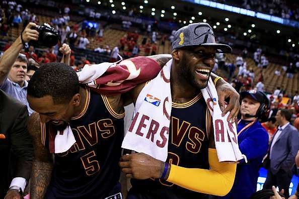 2016 East Finals: LeBron and the Cavaliers eliminate Raptors in Game 6, book second straight Finals berth