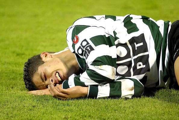 Sporting Lisbon congratulate Ronaldo on winning Champions League title