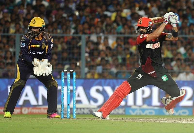 IPL 2016: Virat Kohli, AB de Villiers keep RCB's playoffs hopes alive with 9-wicket win over KKR