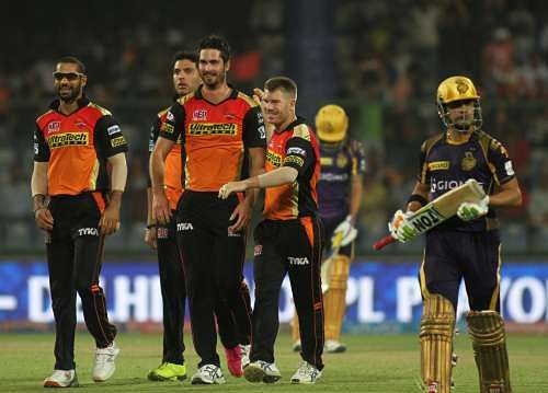 IPL 2016, Stats: Yuvraj, Henriques and Bhuvi hand Sunrisers Hyderabad 22-run win over Kolkata Knight Riders
