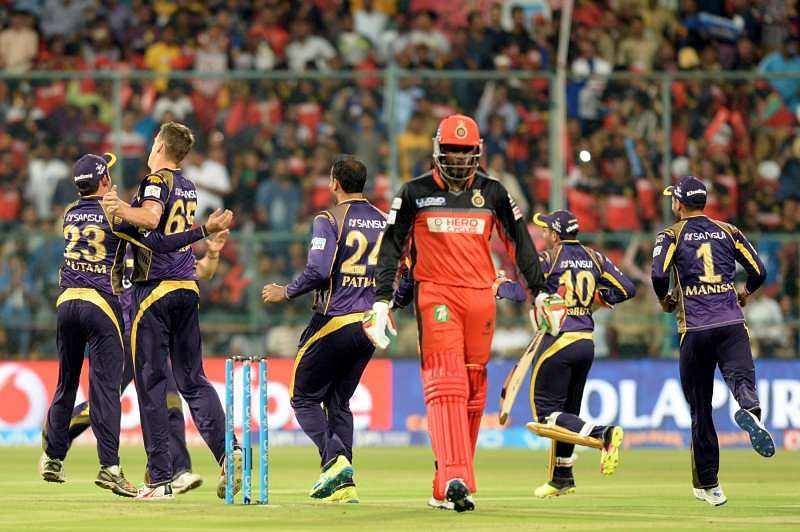 IPL 2016, Stats: Yusuf Pathan helps KKR construct brilliant chase to defeat RCB by 5 wickets