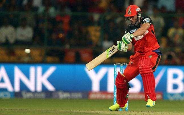 IPL 2016 Stats: AB de Villiers denies Gujarat Lions as RCB march into the final