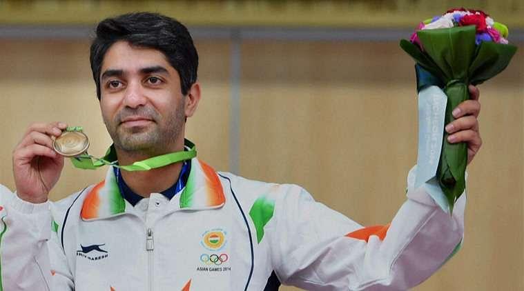 Abhinav Bindra Olympics 2016