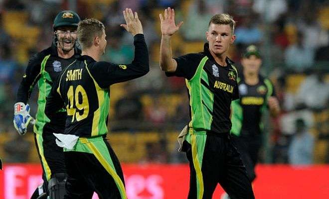 Adam Zampa: All you need to know about the Rising Pune Supergiants and Aussie Spinner