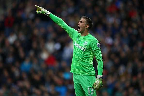 EPL: Calf injury can force Adrian to miss West Ham United's last three games of the season