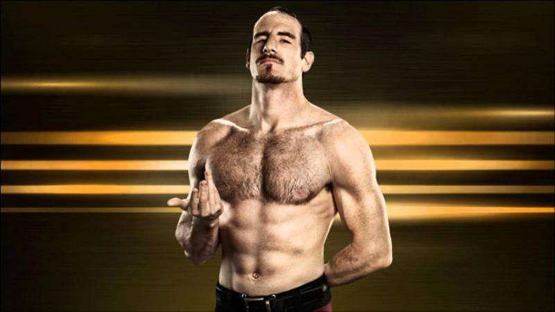 WWE Extreme Rules 2016: Aiden English special interview