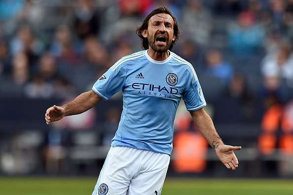 Watch: MLS troll Andrea Pirlo after worst corner kick ever for New York City FC