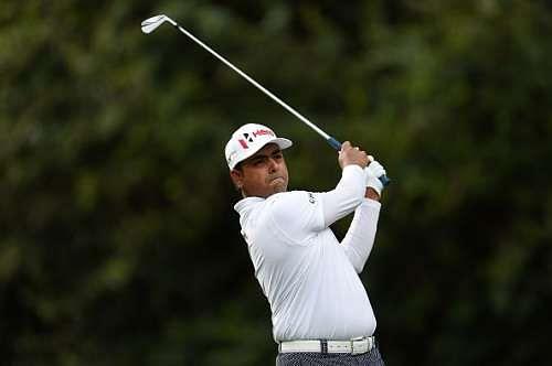 Wells Fargo Golf Championship: India's Anirban Lahiri second after opening round