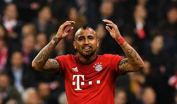 Arturo Vidal claims Bayern Munich were better than Atletico Madrid in both legs