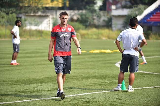 We don't build our team around foreigners :    Ashley Westwood, Bengaluru FC coach