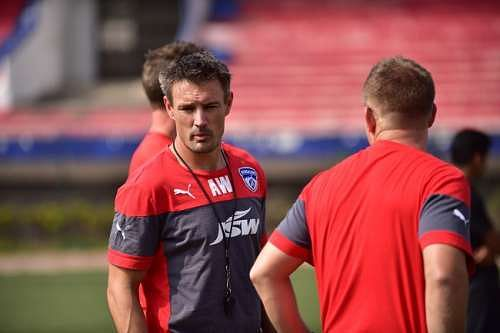 Interview with Bengaluru FC coach Ashley Westwood: We don't build our team around foreigners