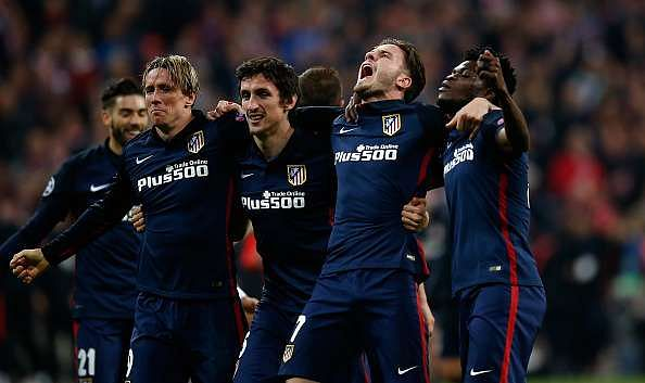 Twitter reacts as Atletico Madrid dump Bayern Munich out of the Champions League