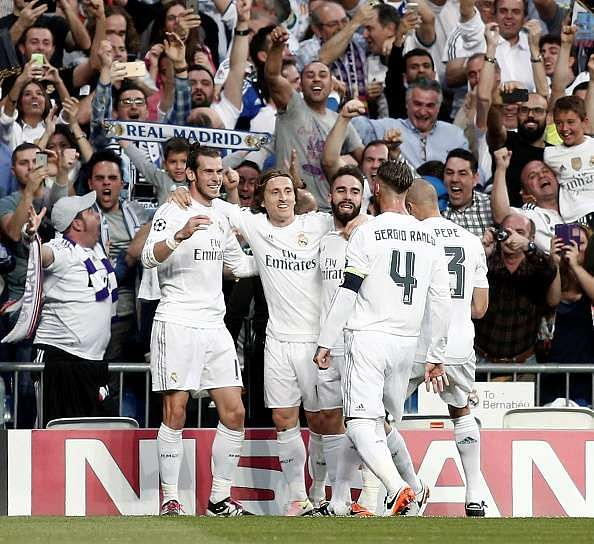 Who Said What: Real Madrid beat Manchester City to qualify for the UCL final