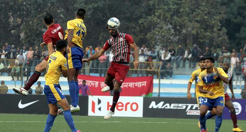 We can't let the trophy slip through our fingers :    Balwant Singh, Indian professional footballer