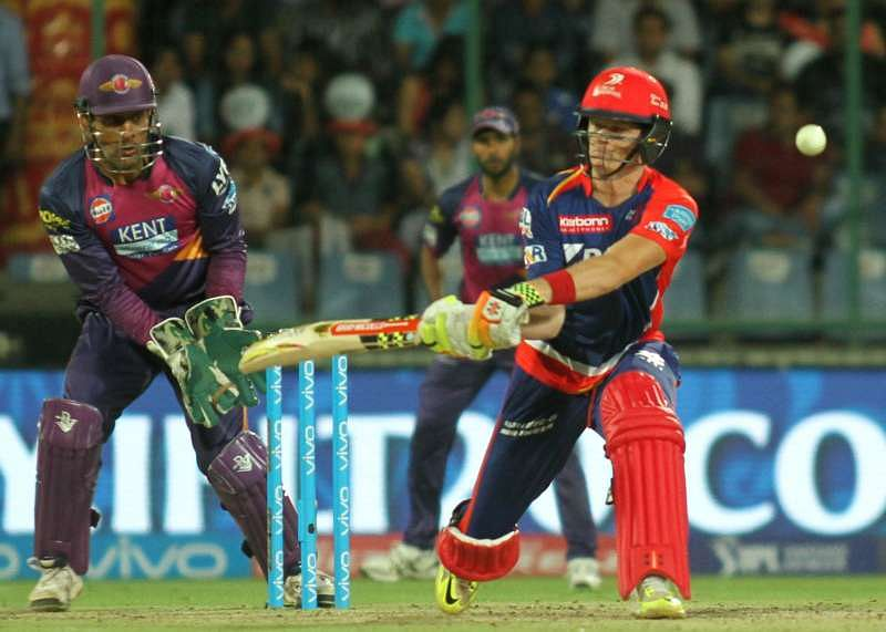 IPL 2016: When Sam Billings took a blinder to dismiss MS Dhoni