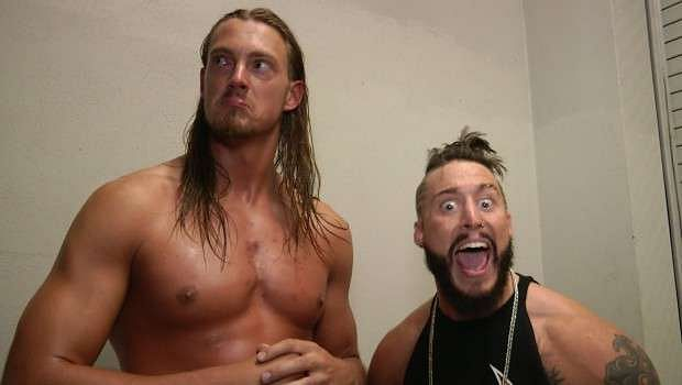 WWE Rumors: Plans for Big Cass and a big feud between former stablemates