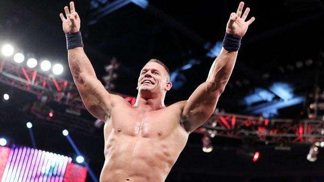 John Cena's 8 Greatest Returns