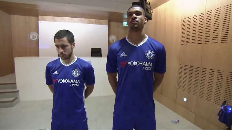 Watch: Chelsea reveal home kits for 2016-2017 season