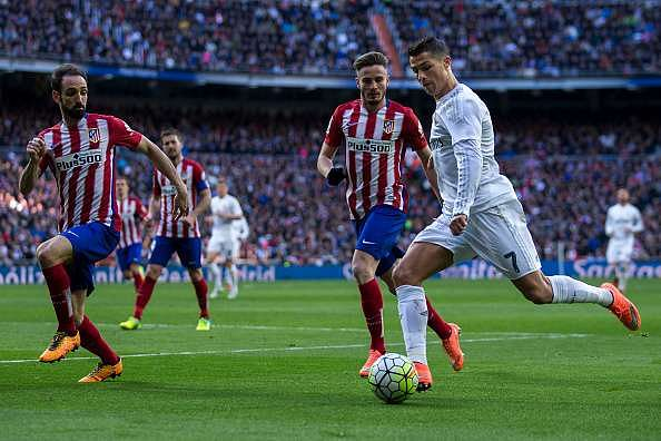 Cristiano Ronaldo believes Real Madrid are a better side than predictable Atletico Madrid