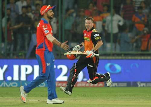 Who Said What to Sunrisers Hyderabad's last-over victory over Gujarat Lions
