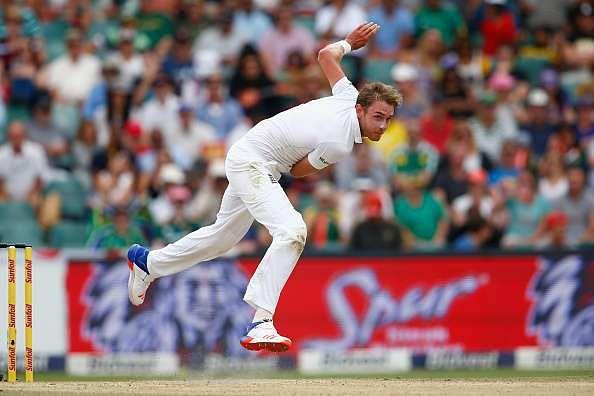 Stuart Broad believes Dale Steyn is the best bowler of his generation