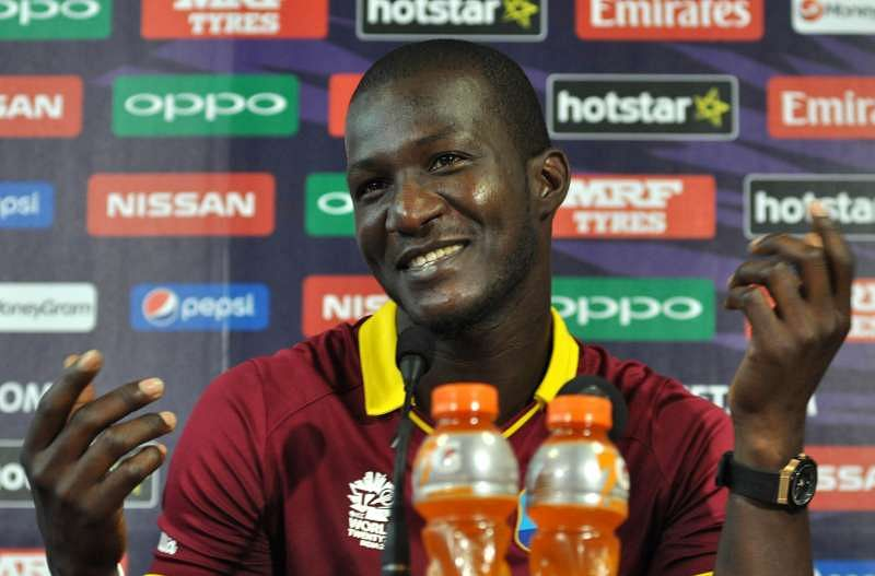 Darren Sammy starts his commentary career with IPL 2016