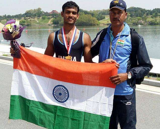 Neither drought nor fear of water could stop Dattu Bhokanal from becoming India's only Rio Olympic rower