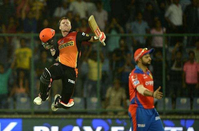 Best Tweets on David Warner's innings, IPL 2016 Gujarat Lions vs Sunrisers Hyderabad Qualifier 2