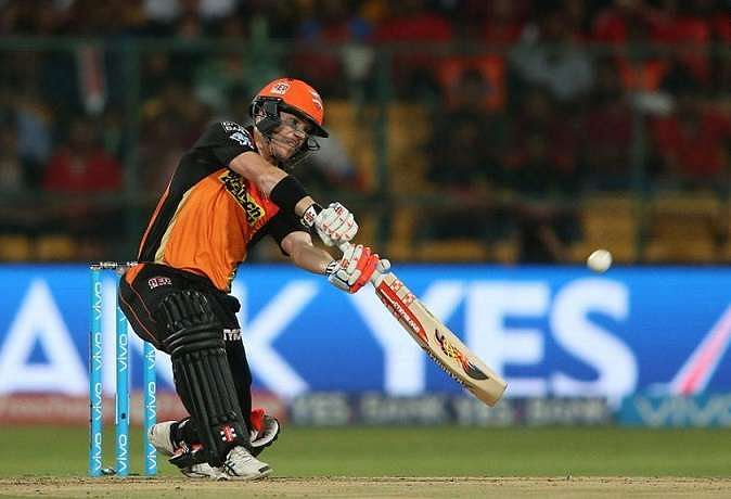 IPL 2016, Stats: Warner, Cutting hand Sunrisers Hyderabad first IPL title after beating RCB by 8 runs