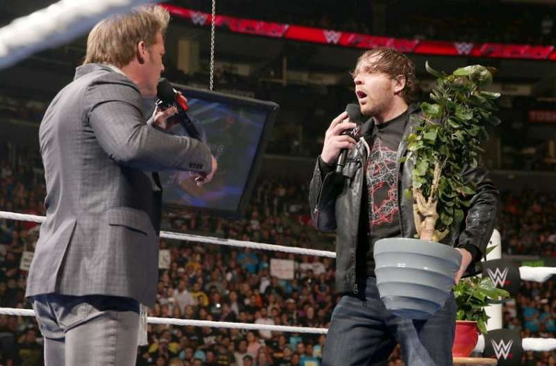 Top 5 feuds of Chris Jericho