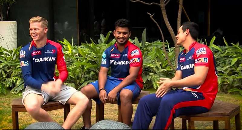 Watch: Delhi Daredevils players Quinton de Kock and Sam Billings are learning Hindi