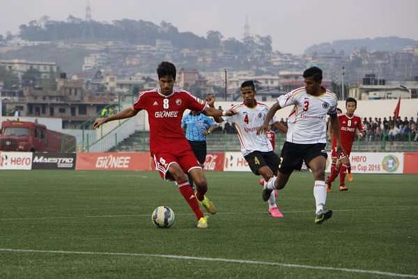 Federation Cup 2016 Preview: East Bengal look to overcome first leg deficit against Shillong Lajong