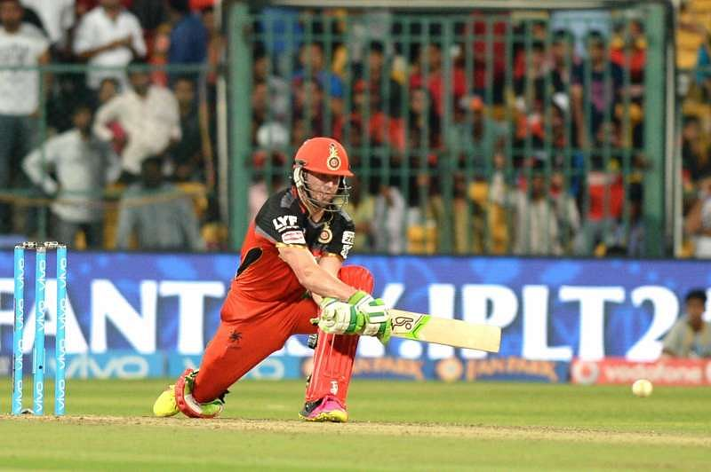 IPL 2016: AB de Villiers delighted after taking RCB to their second final