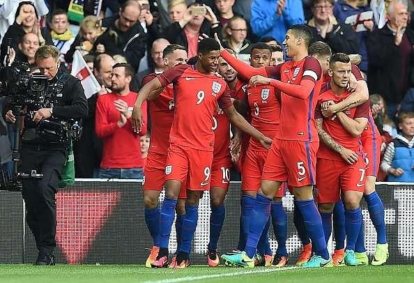 England Euro 2016 final 23-man squad confirmed, Marcus Rashford and Daniel Sturridge picked