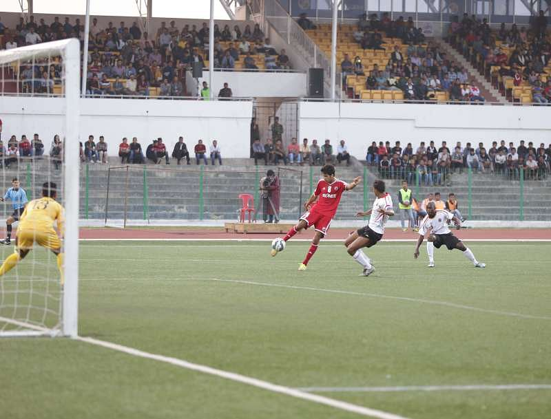 Federation Cup 2016: Shillong Lajong hands East Bengal another shock loss