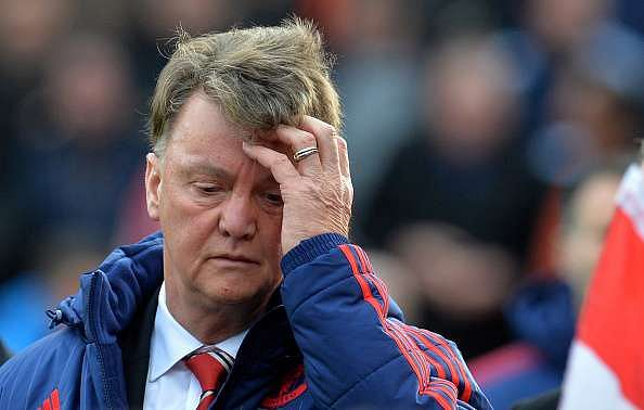 How Louis van Gaal's reign at Manchester United compares to his tenure at other clubs