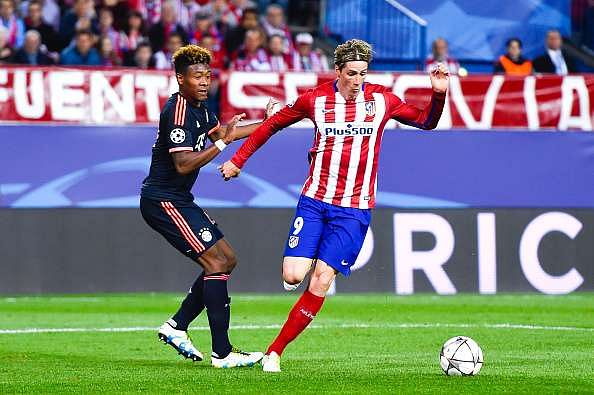 Fernando Torres says Bayern Munich is the toughest team Atletico Madrid have faced this season