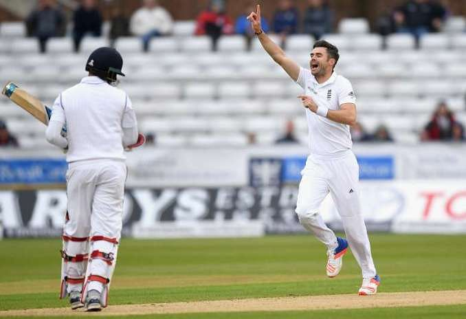 James Anderson vaults to career-best No.1 Test ranking