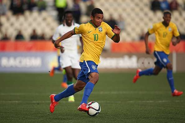 Brazilian youngster on the radars of Manchester United