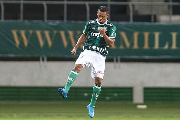 Manchester United and Atletico Madrid target Gabriel Jesus focused on Palmeiras