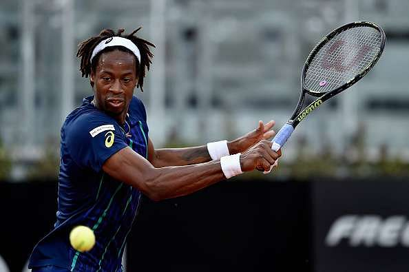 Rome Masters: Jo-Wilfried Tsonga withdraws; Gael Monfils crashes out