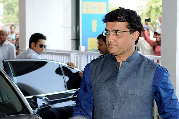 Reports: Sourav Ganguly, Anurag Thakur front-runners for BCCI post