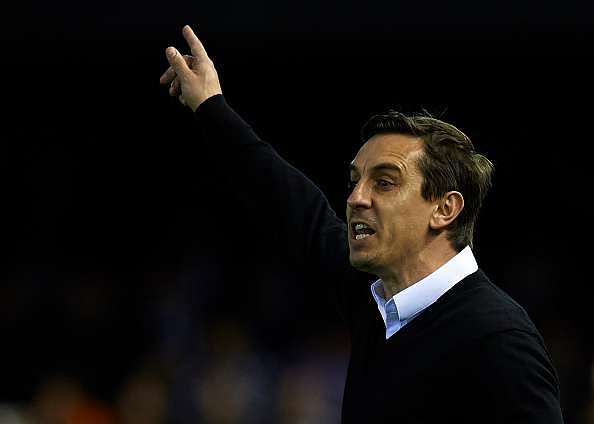 Reports: Gary Neville set to be announced as new manager of Delhi Dynamos