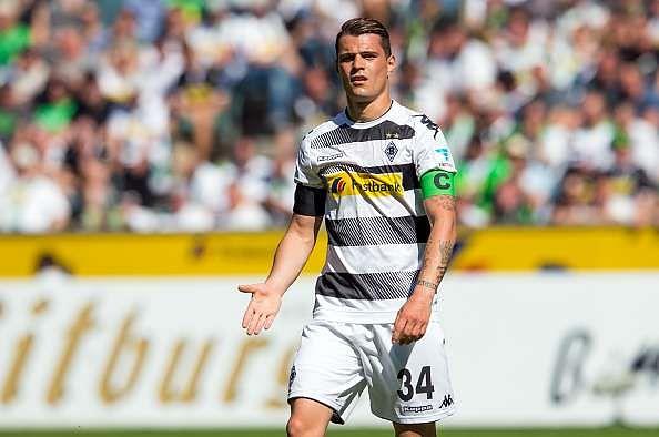 Arsenal close to signing Granit Xhaka from Borussia Monchengladbach for £25m