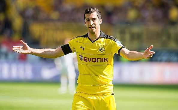 5 clubs who could target Henrikh Mkhitaryan this summer