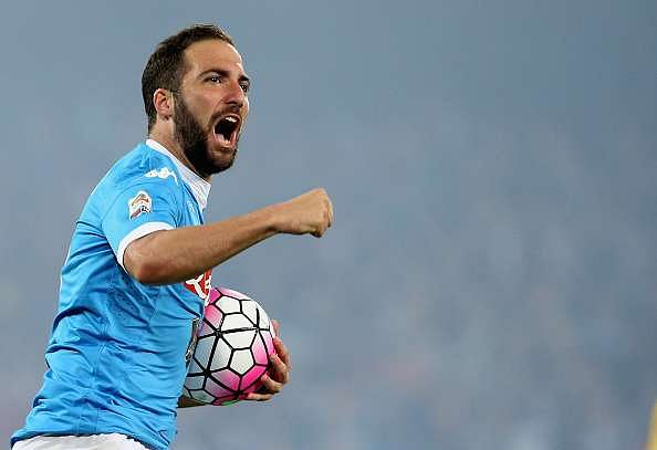 Reports: Liverpool could sign Gonzalo Higuain from Napoli