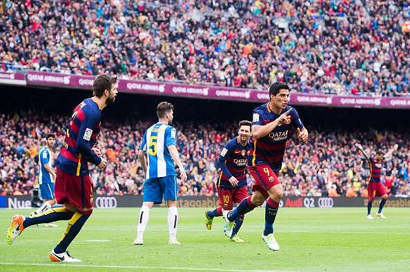 Twitter explodes as La Liga becomes a two-horse race