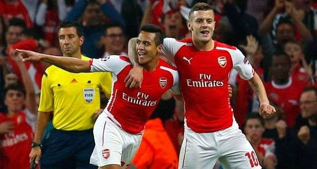 Reports - Manchester City look to rope in Alexis Sanchez, Jack Wilshere and Danny Rose